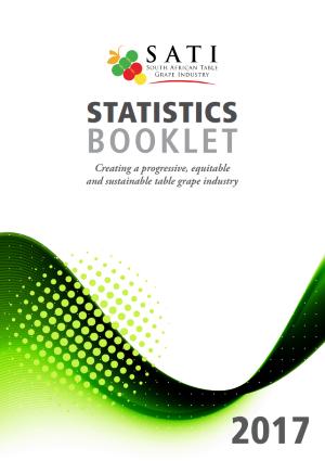 Sati Statistieke 2017
